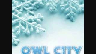 Watch Owl City Peppermint Winter video