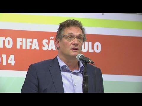 FIFA still confident Brazil will be ready