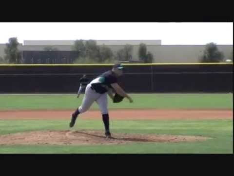 Stephen Pryor (Seattle Mariners) Pitching