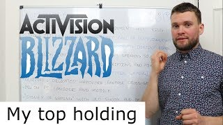 Why I'm buying Activision Blizzard stock [$ATVI] - My largest holding!