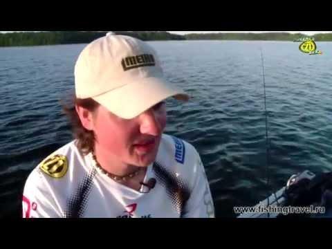 Клуб рыболовных путешествий. Озеро Наговье