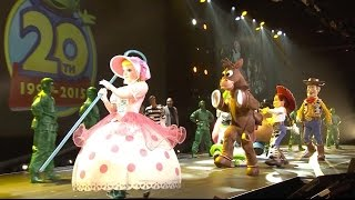 Toy Story 4 performance with Randy Newman at D23 Expo 2015