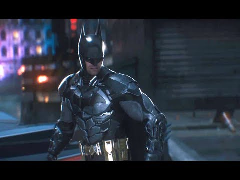 Batman: Arkham Knight Official Video Game Trailer (2014) HD