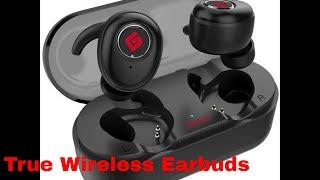 True Wireless Earbuds Bluetooth 5 0 Headphones - Bluetooth Headphones