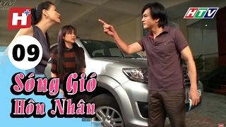 Sóng Gió Hôn Nhân - Tập 09   Phim Tình Cảm Việt Nam Hay Nhất 2017