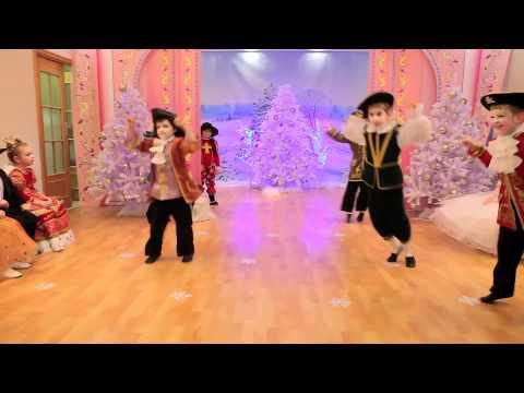 Танец пиратов и монолог мамы разбойников