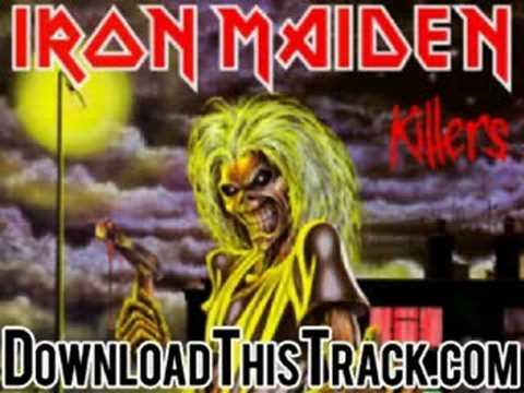 iron maiden - Wrathchild - Killers