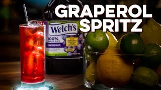 Welch's Graperol Spritz | How To Drink