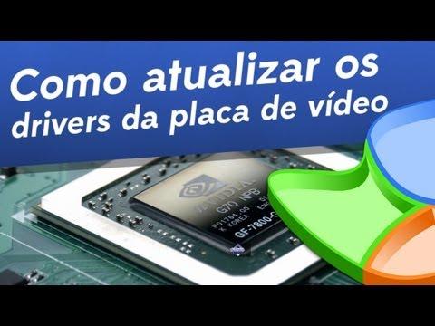 Como atualizar o driver da sua placa de vídeo [Dicas] - Baixaki
