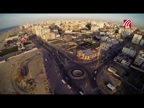 Gaza as never seen before