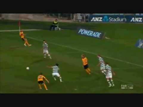 Match played at ANZ Stadium on 2 July, 2011. Crowd: 19482 Goal: Troy Hearfield (86')