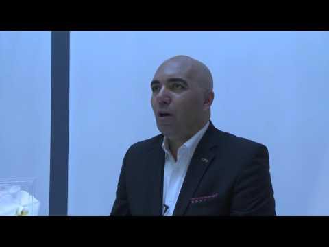 ATM 2016: Nabil Samuel, vice president, human resources, TIME Hotels & Resorts (Arabic)