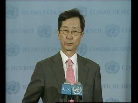 MaximsNewsNetwork: SINKING of KOREAN NAVAL SHIP: U.N. SECURITY COUNCIL (UNTV)