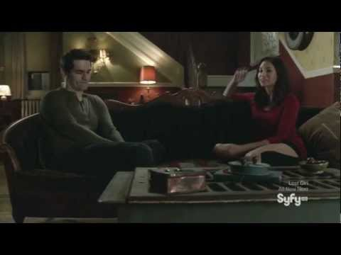 Aidan and Sally SE3 Ep02 Hug and Touch Scenes