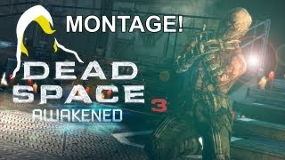 Best Moments Of: Dead Space 3 Awakened DLC ~ CREEPY AS SH*T!