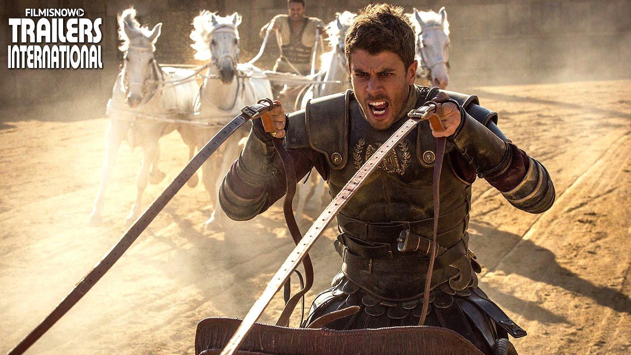 Ben-Hur | Trailer #2 Leg + Dub [Jack Huston, Morgan Freeman] HD