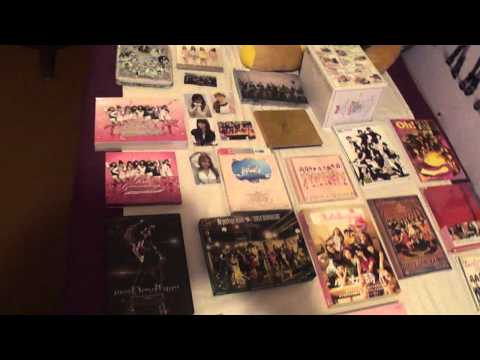 Snsd Room Girls Generation Paradise My Soshi Collection video