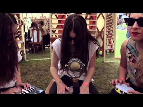 HAIM - Go Slow (acoustic)