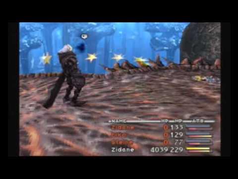 Final Fantasy IX Solo Character Challenge Quina: Garland