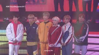 171231 BTS Opening MBC2017