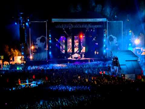 Red Hot Chili Peppers - Purple Stain - Live at Slane Castle [HD]