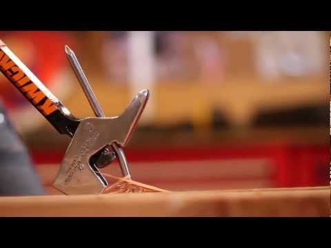 KwickGripper - The Ultimate Nail Puller!