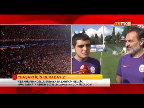 FUTBOL | Cesare Prandelli Açıklamalarda Bulundu