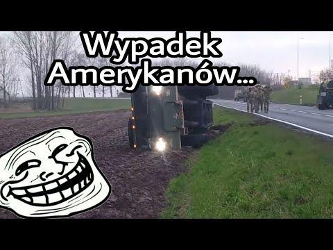 Wypadek Wojska Amerykańskiego Droga Krajowa Nr.15 Trzemeszno By Olek Zakrzewski