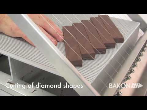 Bakon USA Baking Equipment - Guitar Cutter