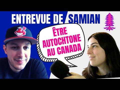 Entrevue  avec @SAMIAN MUSIK : être Autochtone au Canada
