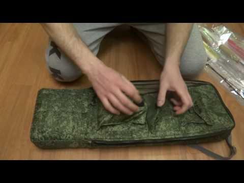 рыболовные сумки своими руками видео