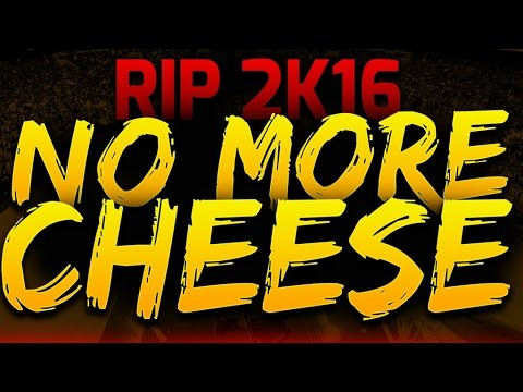CHEESE IS PATCHED! NO MORE SPEED BOOST! RIP 2K16!
