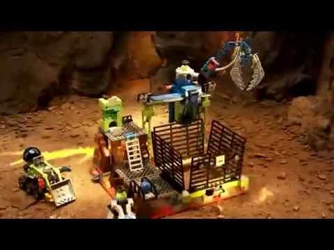 2010 LEGO Power Miners