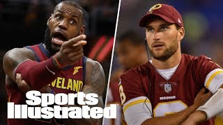 LeBron James Possible Off-Season Destinations, Kirk Cousins To Jets? | SI NOW | Sports Illustrated