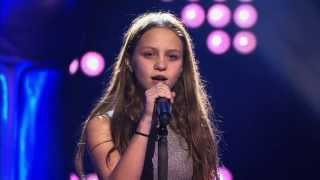 Resa Nothing Else Matters 39 Blind Audition The Voice Kids Vtm