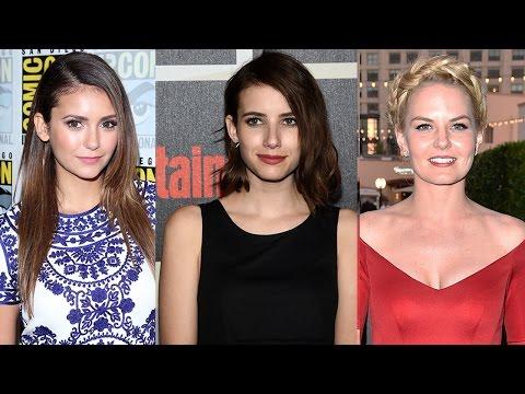 Best Comic Con Style: Nina Dobrev, Emma Roberts, Jennifer Morrison