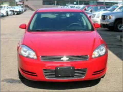 2008 Chevrolet Impala - Clinton Township Mi Used Cars