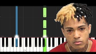 Xxxtentacion Changes Piano Tutorial