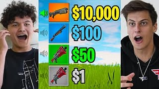First to Guess the Fortnite Sound Wins $10,000