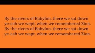download lagu Boney M. - Rivers Of Babylon gratis