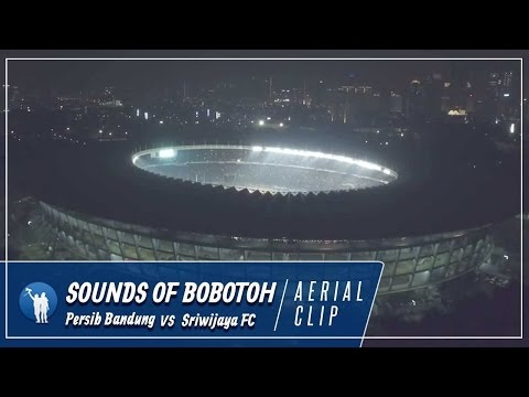 The Bobotoh Sounds: 2015 President Cup Final