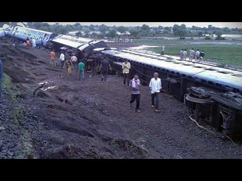 24 Dead as Kamayani, Janata Express trains derail in Madhya Pradesh