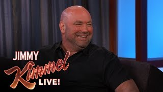 UFC President Dana White on Mayweather-McGregor Fight