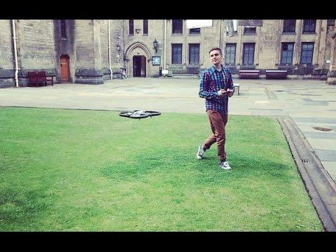Cisco & Glasgow University: Student challenge
