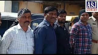 AUTO'S CHOR7 PERSON ARRESTED by GOLCONDA POLICE