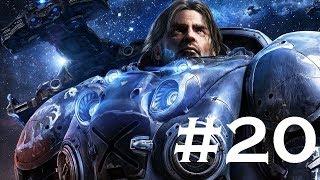 Starcraft 2 Wings of liberty [Машина Войны] Эксперт 20 часть