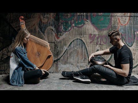 Requiem for a Dream - Soundtrack (Bandura & Hang) Happy Drum (Instrumental Cover Music 2018) RELAX