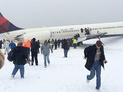 Late Winter Storm Wreaks Havoc Across Eastern US