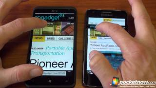 HTC Titan Software Review