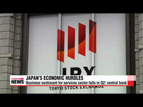 Japanese economy faces mixed data on recovery   엔화가치 6년 만에 최저...엇갈린 명암
